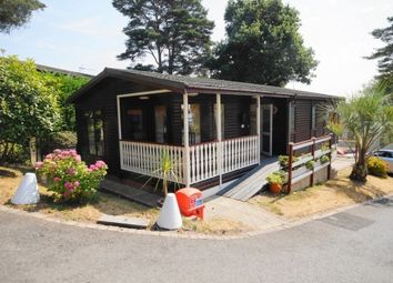 Thumbnail 2 bed mobile/park home for sale in Tall Trees Park, Matchams, Christchuch, Dorset