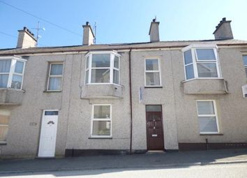 Thumbnail 2 bedroom terraced house for sale in Holborn Road, Holyhead, Sir Ynys Mon