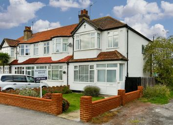 Thumbnail 3 bed semi-detached house for sale in Cranborne Avenue, Tolworth, Surbiton