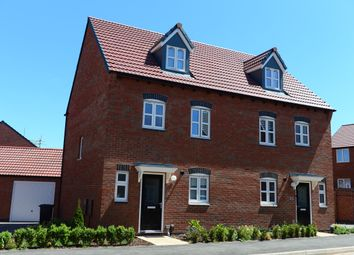 Thumbnail 4 bed semi-detached house for sale in Infinity Park Way, Chellaston