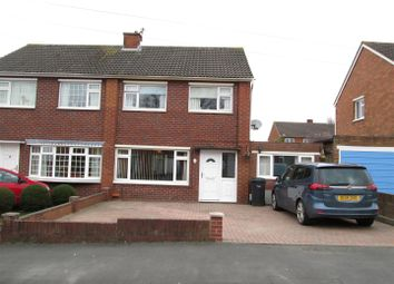 Thumbnail 3 bed semi-detached house for sale in Lansdowne Crescent, Bayston Hill, Shrewsbury