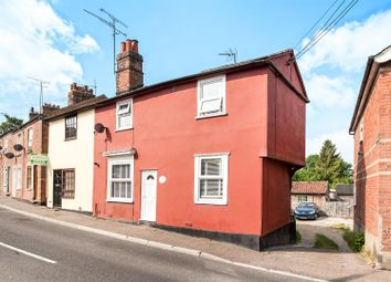 Thumbnail 3 bed end terrace house for sale in Hedingham Road, Halstead