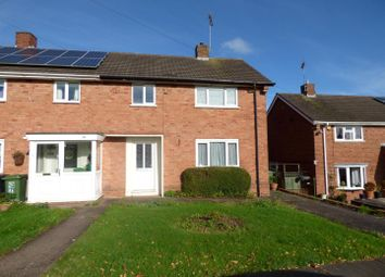 Thumbnail 3 bed semi-detached house for sale in Greenlands Avenue, Redditch