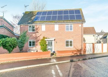 Thumbnail 4 bedroom detached house to rent in Summerfields, Sible Hedingham, Halstead