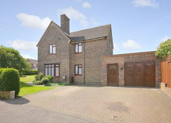 Thumbnail 4 bed detached house for sale in Cleveland Crescent, Borehamwood, Hertfordshire