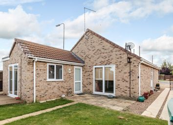 Thumbnail 3 bed detached bungalow for sale in The Grove, Market Deeping, Peterborough, Lincolnshire