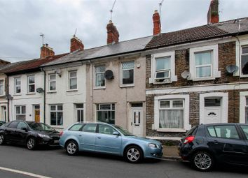 Thumbnail 2 bedroom terraced house for sale in Cyfarthfa Street, Roath, Cardiff