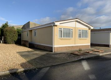 Thumbnail 2 bedroom mobile/park home for sale in Lloyd Terrace, Chickerell Road, Chickerell, Weymouth