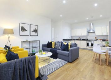 Thumbnail 2 bed flat to rent in New Gothic Lodge, 1 Old Devonshire Road, Balham, London