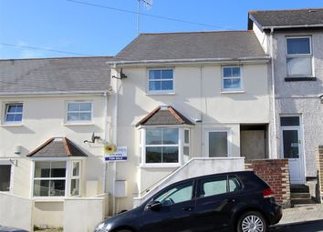 Thumbnail 3 bed terraced house for sale in Alexandra Terrace, Plymouth