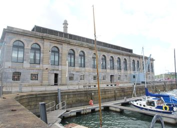 Thumbnail 2 bed flat to rent in Brewhouse, Royal William Yard, Plymouth