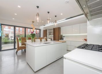 Thumbnail 4 bed terraced house for sale in Crediton Road, London