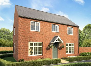 "Thumbnail 3 bedroom detached house for sale in ""Adderbury"" at Bloxham Road, Banbury"