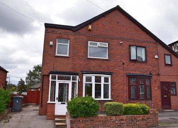 Thumbnail 3 bed semi-detached house for sale in Crescent Grove, Hartshill, Stoke-On-Trent