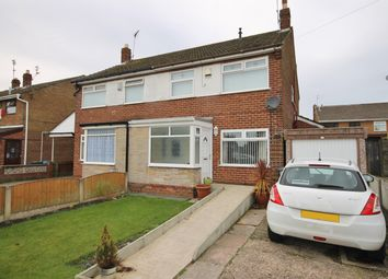 Thumbnail 3 bed semi-detached house for sale in Lakeside Close, Widnes