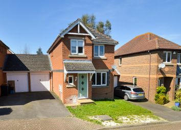Thumbnail 3 bed link-detached house for sale in Quarry View, Ashford, Kent