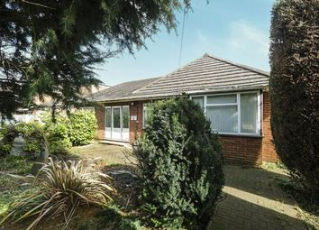 Thumbnail 3 bed bungalow for sale in Hawthorne Avenue, Biggin Hill, Westerham, Kent