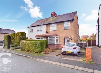 Thumbnail 3 bed semi-detached house for sale in Olive Drive, Neston, Cheshire