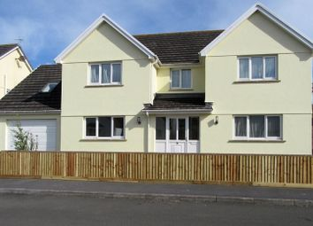 Thumbnail 5 bed detached house to rent in Clos Yr Afon, Kidwelly, Carmarthenshire.