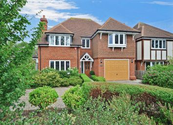 Thumbnail 4 bed detached house for sale in Broadfield Road, Folkestone, Kent