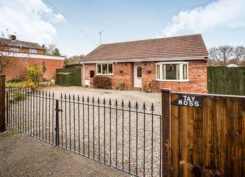 Thumbnail 2 bed bungalow for sale in Taymoss School Lane, Gobowen, Oswestry