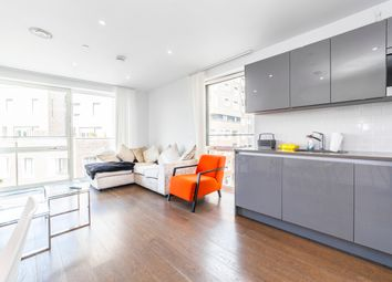 Thumbnail 1 bed flat to rent in Stock House, Wansey Street, London