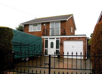 Thumbnail 3 bed detached house for sale in Russell Road, Lee-On-The-Solent