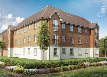 "Thumbnail 2 bed flat for sale in ""Orchard House"" at Locksbridge Road, Picket Piece, Andover"