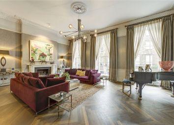 6 bed terraced house for sale in Harley Street, Marylebone, London W1G