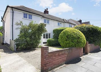 Thumbnail 4 bed semi-detached house for sale in Lower Downs Road, London