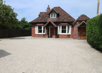 Thumbnail 5 bed detached house for sale in Beech Lane, Woodcote, Reading, Oxfordshire