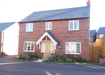 Thumbnail 4 bed detached house for sale in The Priory, Loughborough Road, Thringstone