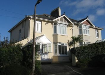 Thumbnail 4 bed property to rent in Holwell Road, Brixham