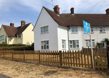 Thumbnail 3 bed end terrace house for sale in Jackmans Place, Letchworth Garden City