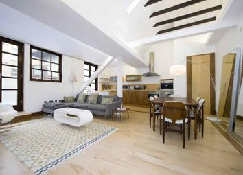 Thumbnail 2 bedroom flat for sale in St. Saviours House, 21 Bermondsey Wall West, London
