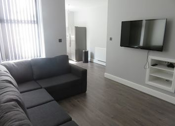 Thumbnail 5 bed end terrace house to rent in Halsbury Road, Kensington, Liverpool