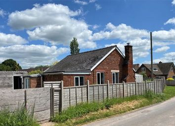Thumbnail 2 bed detached bungalow for sale in Fromes Hill, Ledbury