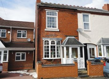 Thumbnail 2 bed semi-detached house for sale in Farm Road, Oldbury, West Midlands