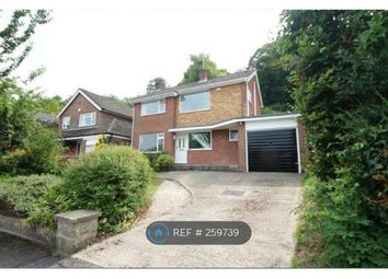 Thumbnail 3 bed detached house to rent in Disraeli Crescent, High Wycombe