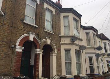 Thumbnail 3 bedroom flat to rent in Burns Road, Harlesden