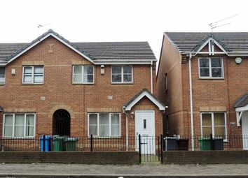 Thumbnail 3 bedroom town house for sale in St James Road, Cheetwood, Salford