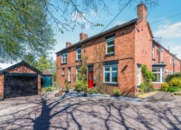 Thumbnail 4 bed end terrace house for sale in Park Terrace, Leycett, Newcastle Under Lyme, Staffs