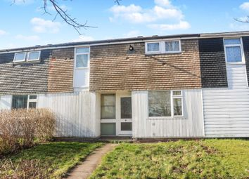 Thumbnail 3 bed terraced house for sale in 20 Calvert Close, Cheylesmore, Coventry