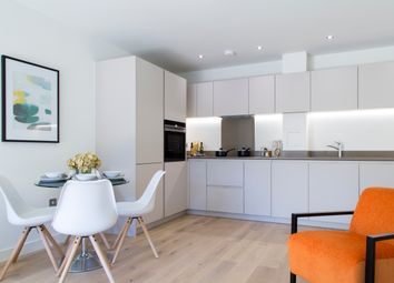 Thumbnail 1 bed flat for sale in Stewart Street, Tower Hamlets