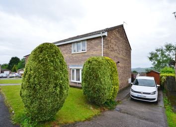 Thumbnail 2 bed semi-detached house for sale in Brynawel, Caerphilly