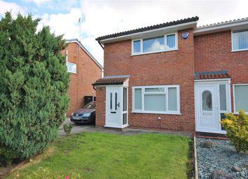 Thumbnail 2 bed semi-detached house for sale in Tiverton Cl, Widnes, Halton