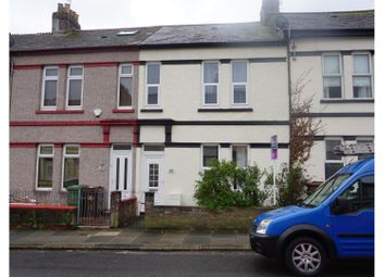 3 bed terraced house for sale in Trelawney Avenue, Plymouth PL5