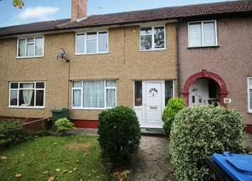 Thumbnail 3 bed terraced house for sale in Waterloo Road, Cricklewood, Greater London