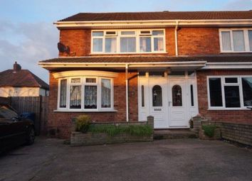 Thumbnail 3 bed end terrace house for sale in Fenn Street, Tamworth
