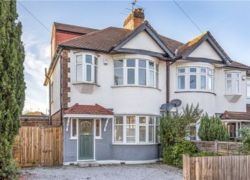 Thumbnail 4 bed semi-detached house for sale in The Fairway, Ruislip, Middlesex